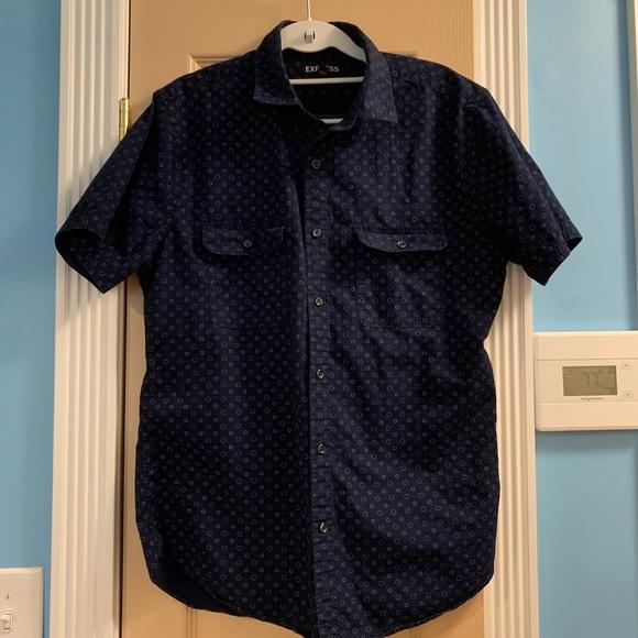 Express Other - Express Short Sleeve Shirt